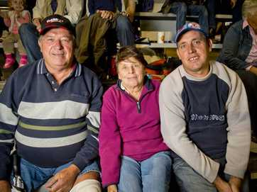 Night Life at Miriam Vale Rodeo. Photos by Paul Braven.