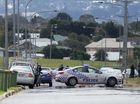 City on the run: Three major manhunts in seven days