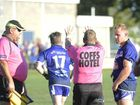 NORTH Coast rugby league was reduced to brawls and biff across both NRRRL or Group 2 competitions at the weekend.