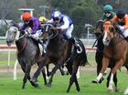 IT started off as a day for apprentices at Ipswich last Friday and looked for a good while like the whole card of winners may be ridden by junior jockeys.