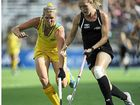 FOUR goals from corner specialist Jodie Kenny in a win over India set the Hockeyroos up for a quarter-final against Italy at the World League semi-finals.