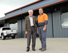 Former Mayor buys up prime site for business