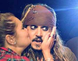 Teens suffering post Johnny Depp blues after encounter