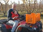 TRAPROCK orchardist Duncan Ferrier doesn't need to bet on the horses to take a punt.
