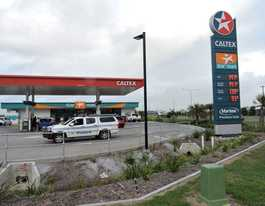 Police searching for two men over Mackay servo armed robbery