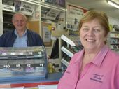 VICKI Ryan had a childhood dream to own her own newsagency.