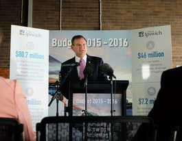 City wins in budget bonanza