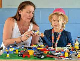Coast Lego workshop a kid's dream come true