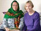 AFGHANI migrant Golmahi Arabzadeh has overcome many challenges on her journey to Australia and now she is overcoming social isolation by learning English.