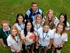 Nursing the scars of battle in the form of bruises, bumps and three sets of crutches, Tweed River High's Year 9-10 touch football team has recently returned home triumphant after blitzing the competition in Sydney.