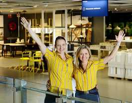 IKEA marks 40 years in Australia