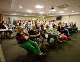 Mur'bah locals out in force to discuss bowls club rezoning