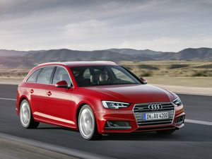 2016 Audi A4 and A4 Avant revealed