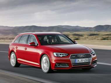 2016 MODEL: New Audi A4 won't look too different than the current model, but is a more efficient and advanced all-new offering.