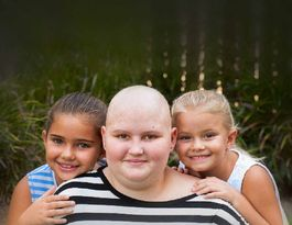 Gympie community rally to help young local battling cancer