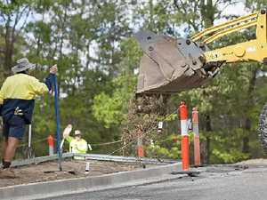 ROAD AHEAD: Noosa Council is set to allocate $23 million on capital works.