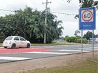 NEW road safety projects are underway in Gatton in a bid to prevent speed-related crashes.