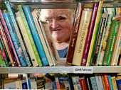 ENTERING the book business is a risky proposition given the world-wide trend in book shop closures.