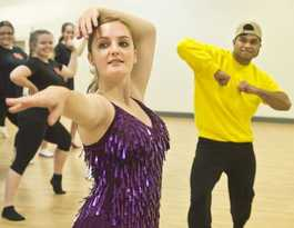 Hip-hop dancer becomes part of Creative Generation