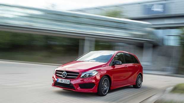 It may not have the sheer style of its small Mercedes stablemates, but the B-Class hatch does give the space SUV drivers are seeking and a good dose of quality