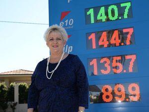 Michelle Landry fuel price