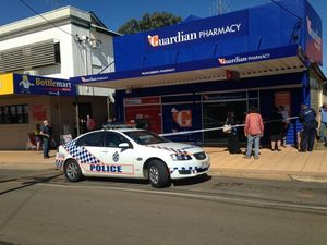CRIME SCENE: A man has been stabbed during a fight in Mundubbera.