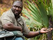 THE actor tells of close animal encounters on the set of Channel 10's new TV thriller Zoo, which is based on the bestselling novel.