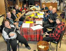 Muso shed is a tuneful way to chill out on Friday