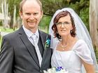 NINE years after they met at a shopping centre in Rockhampton, Darren and Charmaine became Mr and Mrs Murphy.