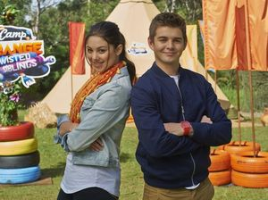 Camp Orange is a welcome twist for TV siblings