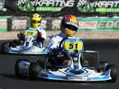 IPSWICH Grammar School graduate Brock Plumb hopes his lucky race number will be a good omen when at the Ipswich Kart Circuit this weekend.