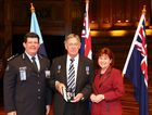 Top gong for former cop turned author
