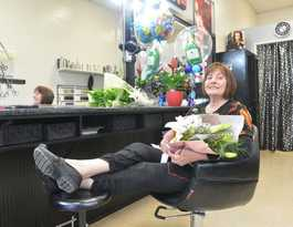 Mary St stylist cuts free