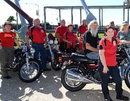 Motorcycle riders rally to help Headspace Mackay