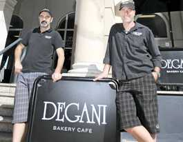 Salt gives Degani coffee a unique hit