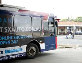400 aged care residents stranded by poor bus service