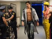 MAGIC Mike XXL delivers what it promises. A bigger movie with lots more going on than its 2012 predecessor Magic Mike.