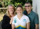 FRESH from gaining more valuable experience at the world championships, Ipswich swimmer Leah Neale was on her way to Brazil.