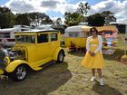 Classic car lovers descended on Maidenwell for the 2015 Raising Hell in Maidenwell show and shine.