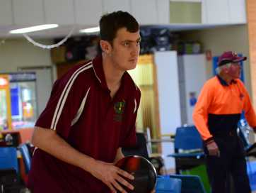 Hopefuls warm up ahead of the Queensland Disabilities Championship in September.