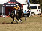 AUSTRALIA has qualified for the fourth Polocrosse World Cup semi finals with a victory against Zimbabwe in Shongweni, South Africa, on Sunday night.