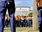 DEATH KNELL: Aurizon workers at the Redbank workshops are dwindling with another 115 redundancies in June reducing numbers to just 120.