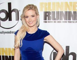 Holly Madison no longer afraid of Hugh Hefner