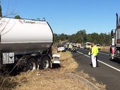 <strong>UPDATE 4PM:</strong> The Cunningham Highway at Mutdapilly has reopened to traffic following a serious crash on Tuesday morning.