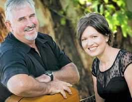 Gympie country music couple in perfect harmony