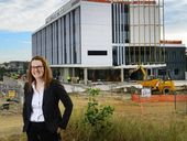 WHEN it comes to choosing her staff, Mater Private Hospital Springfield director Fritha Mackay has plenty of potential applicants to choose from.