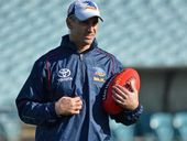 SCOTT Camporeale says his role as interim coach will be to try to keep the Crows moving in the direction of Phil Walsh's vision for the club.