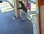 WATCH: Grandfather leaps in front of train to save baby girl