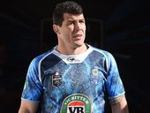 BENNY Elias, has backed chief antagonist Michael Ennis to star for NSW if he gets the nod to play hooker in tonight's decider at Suncorp Stadium.