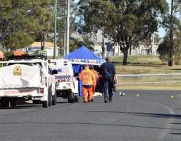 Man run over, killed during violent brawl in Kingaroy